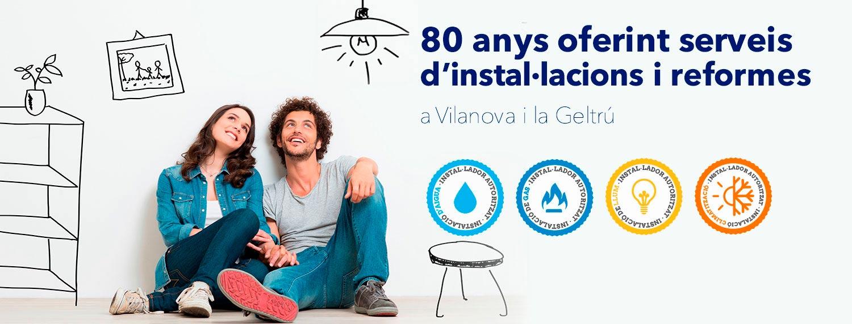 Instalaciones Vilanova i la Geltru Casa Roset